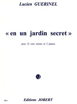Editions henry lemoine catalogue for Jardin secret piano
